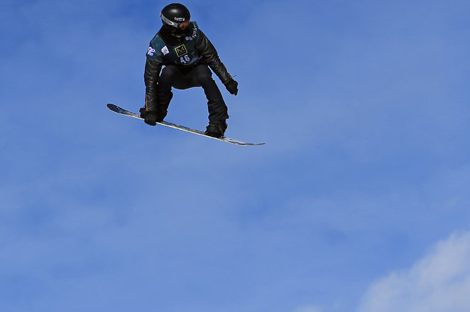 Shaun White still needs to qualify for one of the three spots on the U.S. team.