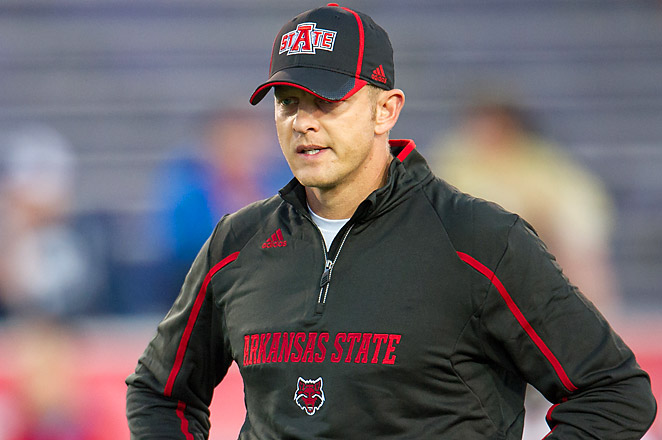 Bryan Harsin convinced top assistants at Texas A&M and Stanford to come back and coach at their alma matter.