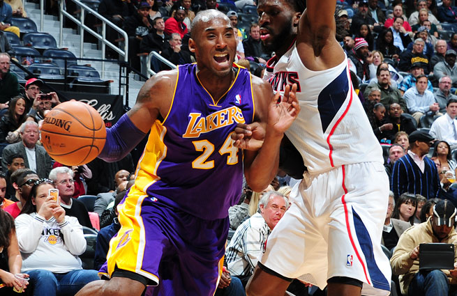 Just six games into his return, Lakers star Kobe Bryant has been sidelined once again for six weeks.