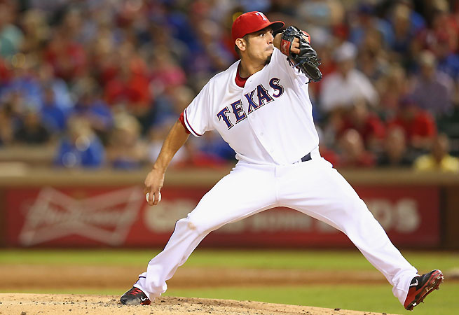Matt Garza may have the biggest advantage: he won't cost his new a team a draft pick.