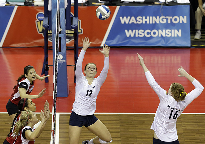 Penn State's win gave the Nittany Lions their first NCAA volleyball title since the 2010 season.