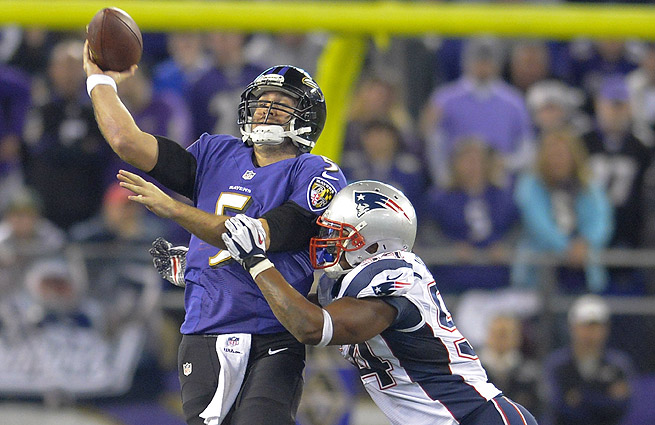 Joe Flacco and the Ravens need a win and some help in Week 17 to capture the AFC's second wild card.