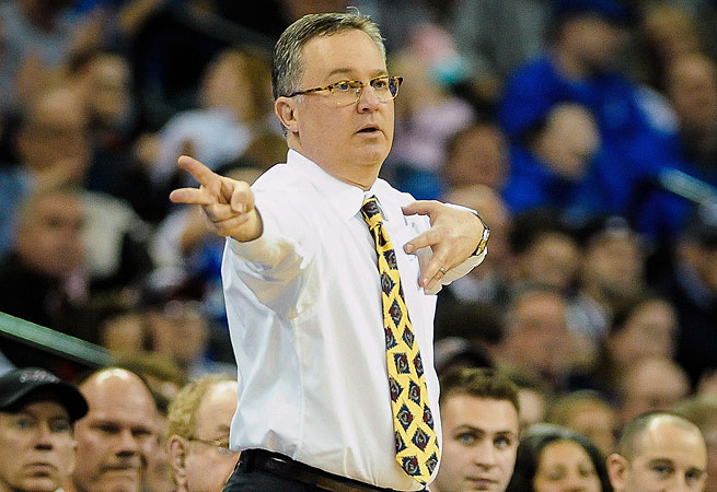 Barry Hinson made national headlines last week for a bizarre postgame press conference.