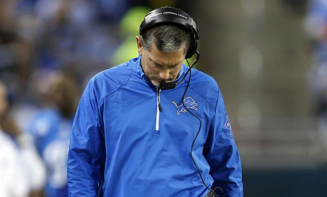 The Detroit Lions' bad run to close the season has coach Jim Schwartz on the hot seat.