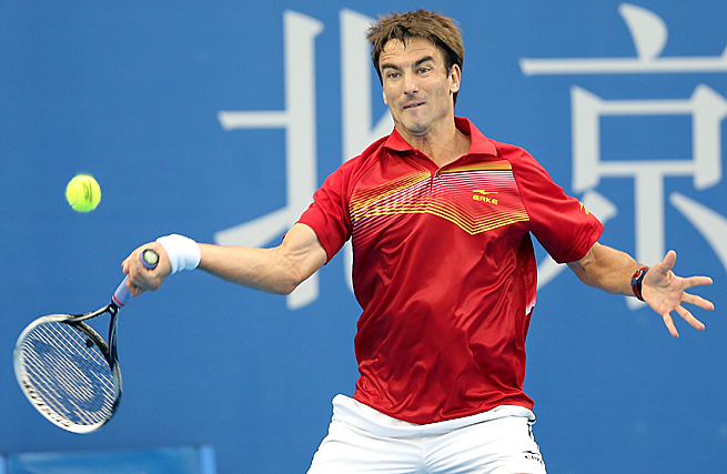 Tommy Robredo last played in Shanghai Masters, where he lost in the second round to Fabio Fognini.