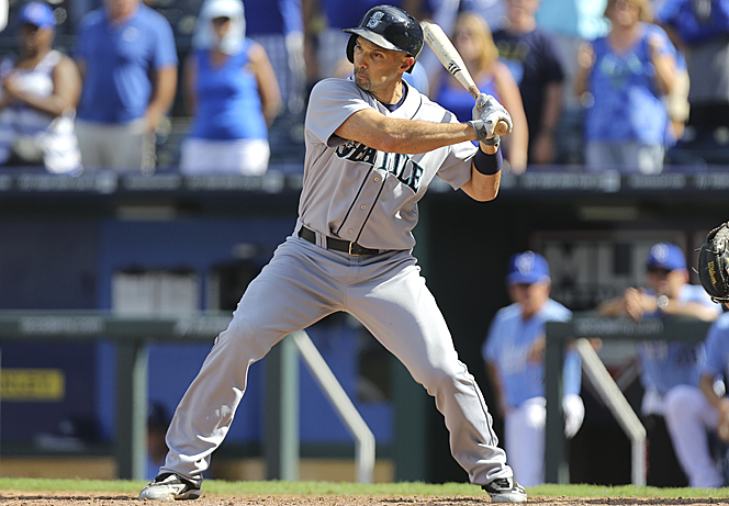 Raul Ibanez hit .242 with 29 home runs and 65 RBI with the Seattle Mariners last season.
