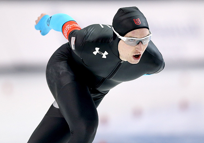 Jonathan Kuck's appearance in Sochi will mark his second stint with the United States Olympic team.