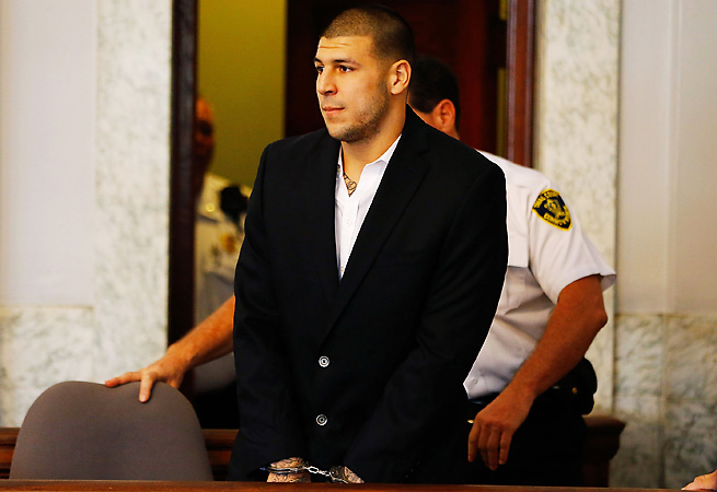 Rolling Stone's coverage of the Aaron Hernandez charges was one of the most compelling reads of 2013.