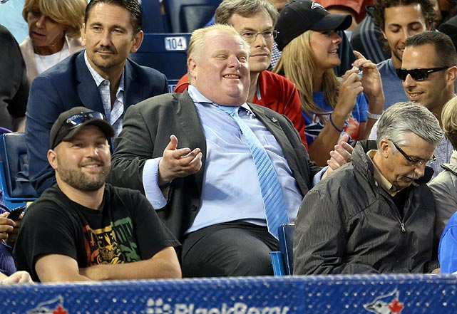 Toronto mayor Rob Ford will appear every week on a Washington, D.C., radio show called The Sports Junkies.