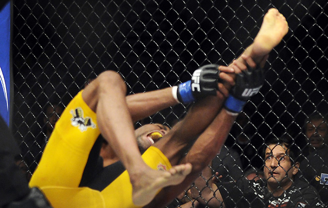 Anderson SIlva's career may not be over despite the gruesome injury he suffered at UFC 168.