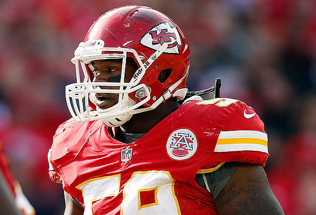 Belcher committed suicide at the Kansas City Chiefs facilities in December of 2012.