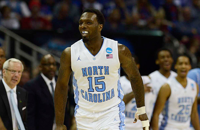 P.J. Hairston led the Tarheels with 14.6 points per game last season.