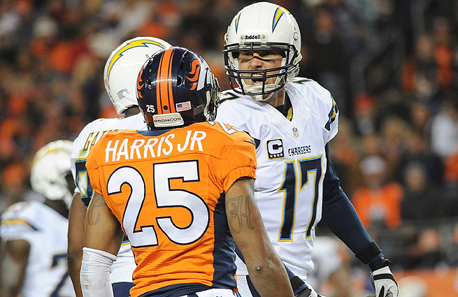 The Chargers are the only team to beat the Broncos at home this season.