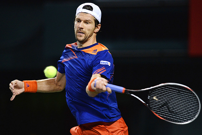 World No. 27 Jurgen Melzer lost to Kei Nishikori in the Shanghai Masters second round, and hasn't played since.