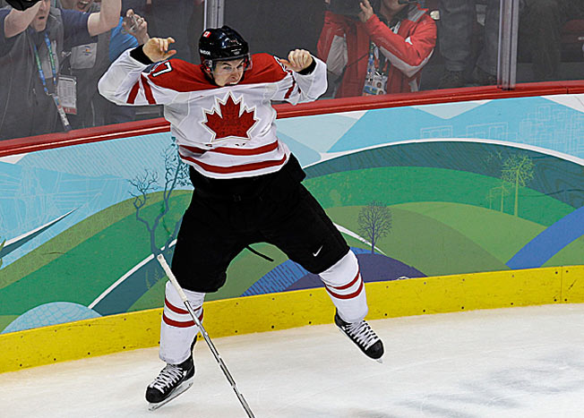 Team Canada wiill give Sidney Crosby a great shot at a reprise of his gold medal heroics of 2010.