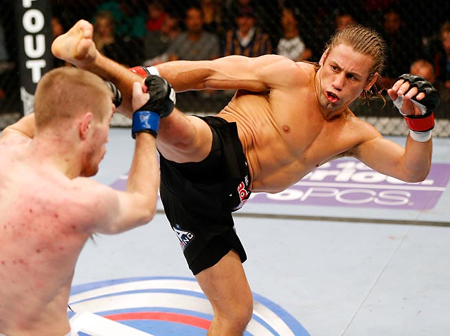 Urijah Faber accepted title bout on a mere three weeks notice because he believes in his abilities.