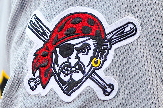 The eye-patch wearing pirate has been the club's main symbol for nearly 80 years, though it'll still have him on the sleeves of some of its uniforms for the time being.