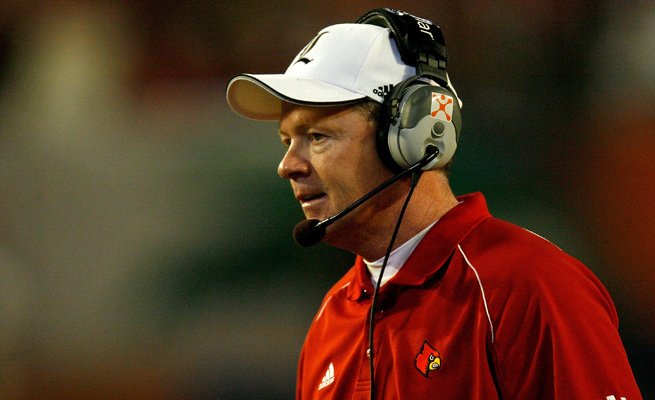 Will Bobby Petrino be a changed man his second time at Louisville? History suggests otherwise.