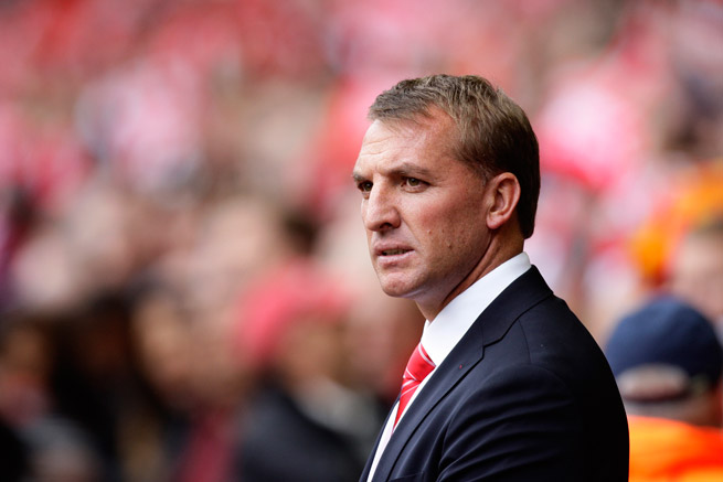 The English FA fined Liverpool manager Brendan Rodgers for questioning the integrity of referee Lee Mason.