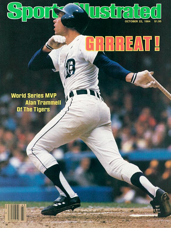 A longtime shortstop for the Detroit Tigers, Alan Trammel's share of the vote declined to 20.8 percent this year. Trammell, a prominent face on the 1984 World Series champion Tigers, is considered by some to be one of the greatest shortstops of all-time. But Trammell also faced difficult competition on the ballot this year, even though he notched four Golden Gloves and six all-star appearances during his 20-year career with Detroit. This year was his 13th year of eligibility.