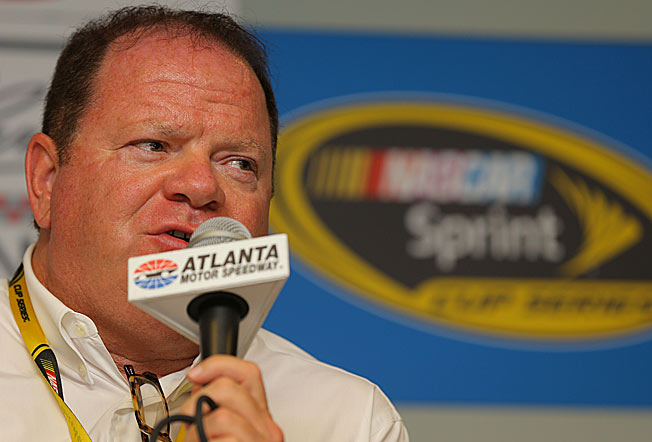 "Now hear this: Chip Ganassi is dropping ""Earnhardt"" from his NASCAR team name."
