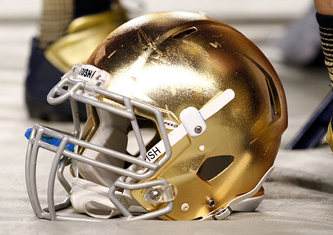 Notre Dame athletics is set for an agreement with Under Armour to provide the gear for its team sports.