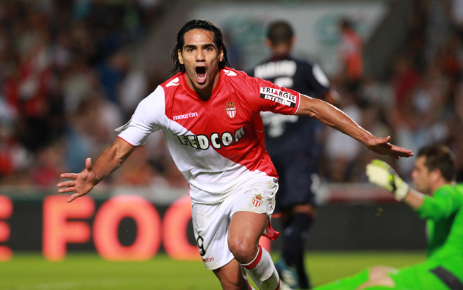 Despite joining Monaco in the summer, Colombian star forward Radamel Falcao remains a hot name in the transfer market, with Chelsea and Jose Mourinho in need of a reliable striker.