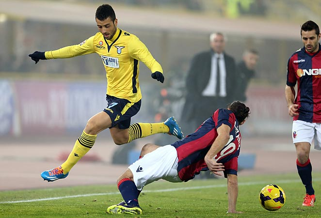 Bologna was able to get jsut their second point in five matches with a scoreless draw against Lazio.