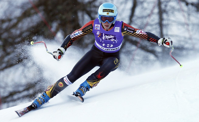 Marie-Michele Gagnon's victory in the World Cup super-combined was the first by a Canadian woman in 29 years.