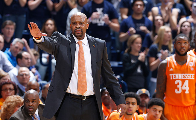 Cuonzo Martin's Volunteers have been disappointing, but do they still have a chance to make the NCAAs?
