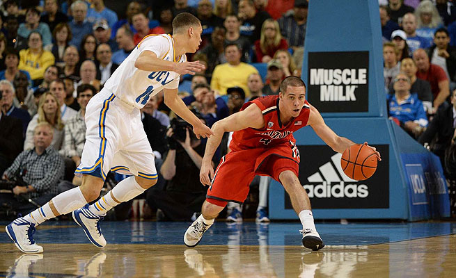 Nick Johnson and Arizona survived two tough tests in LA on Thursday and Sunday to remain unbeaten.