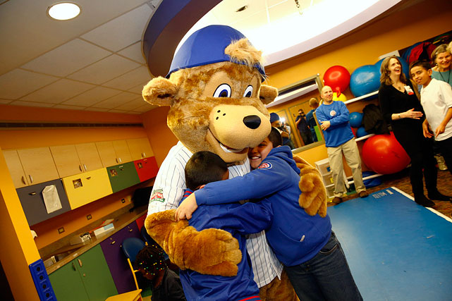 The Cubs have unveiled their first mascot in modern history. According to the team's official website: <italics>The new mascot was created as a response to survey feedback and fan interviews, the team said in a statement. People wanted more Cubs-related family-friendly entertainment at Wrigley Field, and Clark will interact in the community, engage with young fans, and be respectful of the game. Clark is named after Clark and Addison, the intersection where Wrigley Field is located.</italics> Here are the rest of Major League Baseball's official mascots.