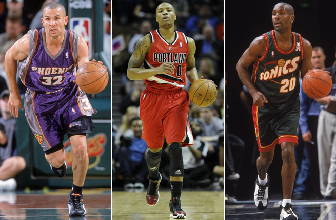 Oakland has produced star guards for years, including Jason Kidd, Damian Lillard and Gary Payton.