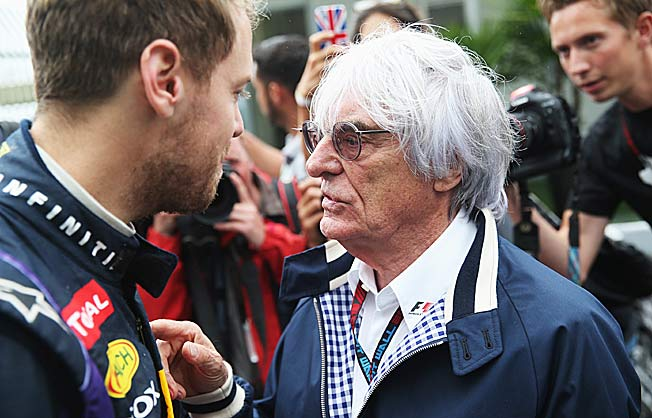 Longtime Formula One CEO Bernie Ecclestone is embroiled in a legal battle that threatens his power.