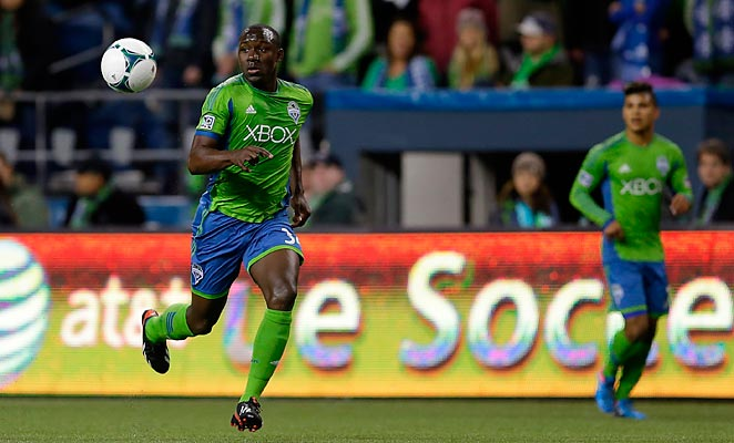 Jhon Kennedy Hurtado is heading to Chicago after five years with the Seattle Sounders.