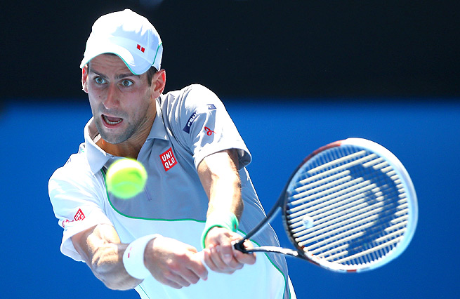 Novak Djokovic could become the first player to win five Australian Open titles since the start of the Open Era.