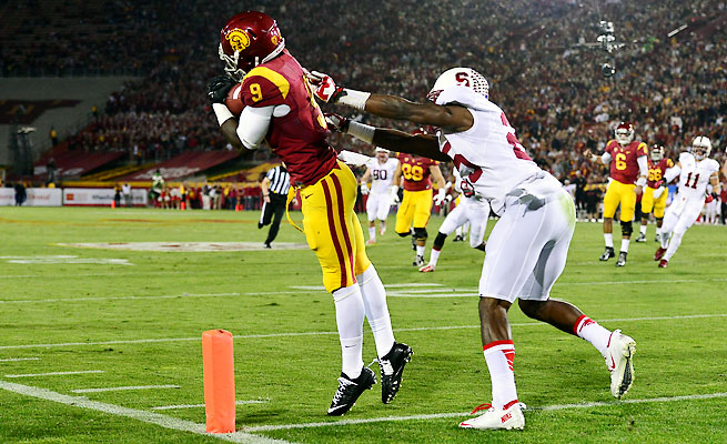 On top of limited scholarships, USC's depth is hurt by five players leaving early, including Marqise Lee.