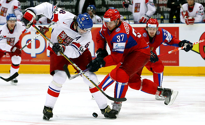 Jaromir Jagr (68) will play a key role in the Czech Republic's hopes for a men's hockey medal in Sochi.