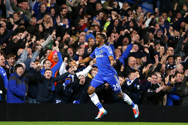 Samuel Eto'o is doubtful for Chelsea's Champions League quarterfinal first leg against PSG.