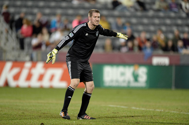 Colorado Rapids goalkeeper Clint Irwin has no problem with Richard Sherman's postgame interview, saying outbursts like that of the Seattle Seahawks cornerback are common when the cameras are off.