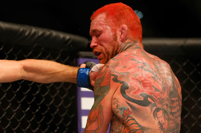 33-year-old Chris Leben ends his career at a pedestrian 22-11, although as recently as June 28, 2006, he was 15-1.
