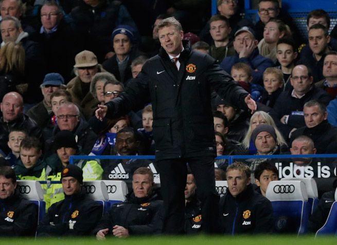 David Moyes' season full of frustration has ended prematurely with him being fired by Manchester United.