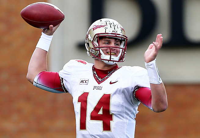 With Heisman Trophy winner Jameis Winston ahead of him, Jacob Coker opted to transfer from FSU.