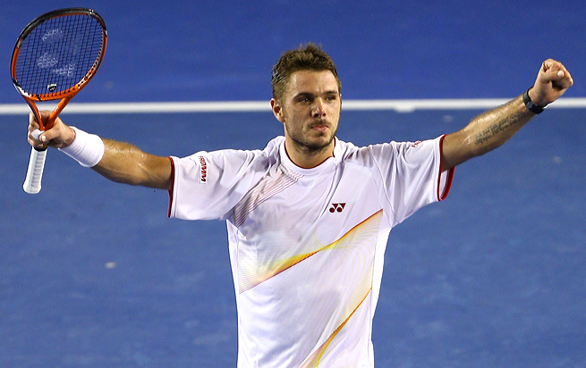 Stanislas Wawrinka has lost 39 of his last 40 matches against Rafael Nadal, Roger Federer and Novak Djokovic.