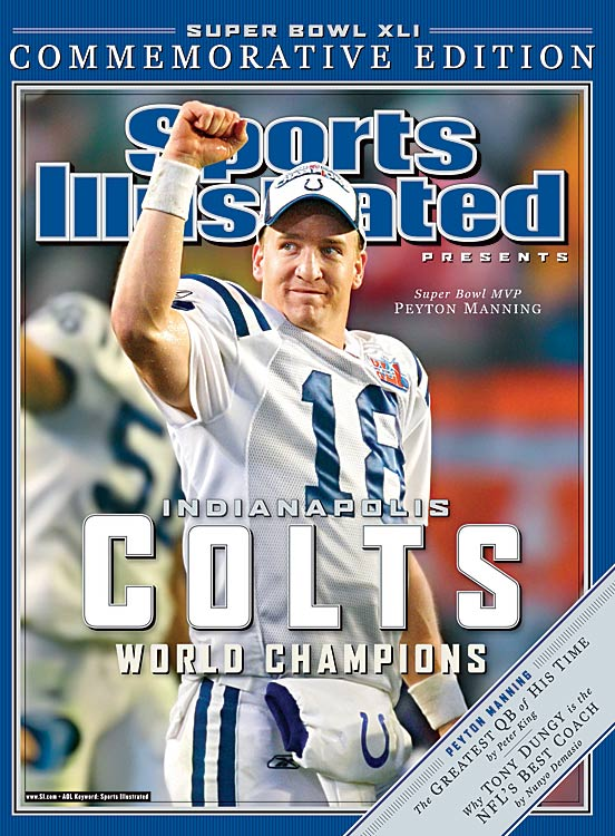 With his first championship under his belt, many called Peyton Manning the greatest quarterback of his era.