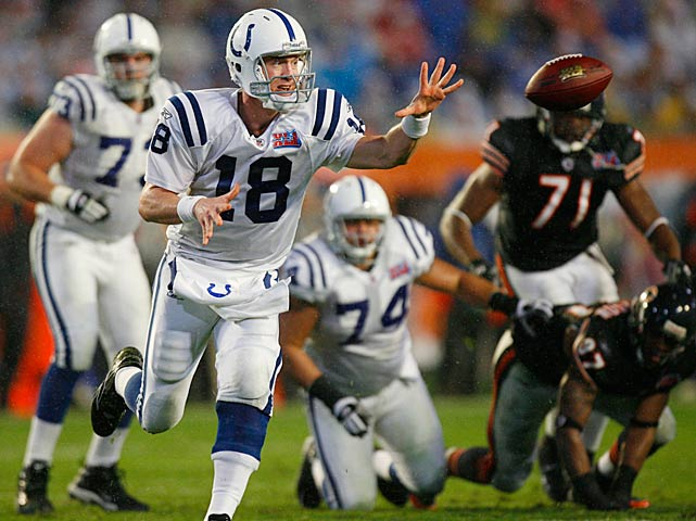 Considering Manning had thrown 31 touchdowns and been intercepted nine times in the 2007 regular season, his postseason had been pedestrian. Entering the Super Bowl, he had thrown two touchdowns and six interceptions in three playoff games.