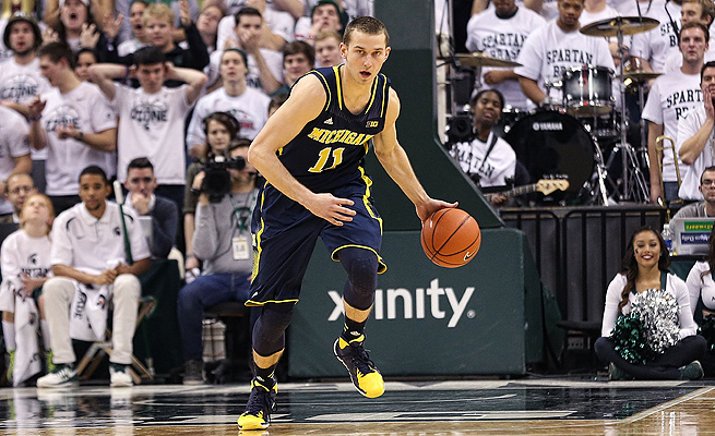 After beating three top 10 teams, Nik Stauskas and Michigan have earned a place in the top 10.
