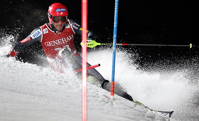 Heading to his fifth Olympics, Bode Miller needs three medals to tie the record for most by an American.