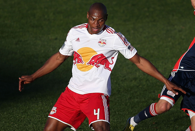 Jamison Olave scored four goals in 29 appearances for the Red Bulls last season.