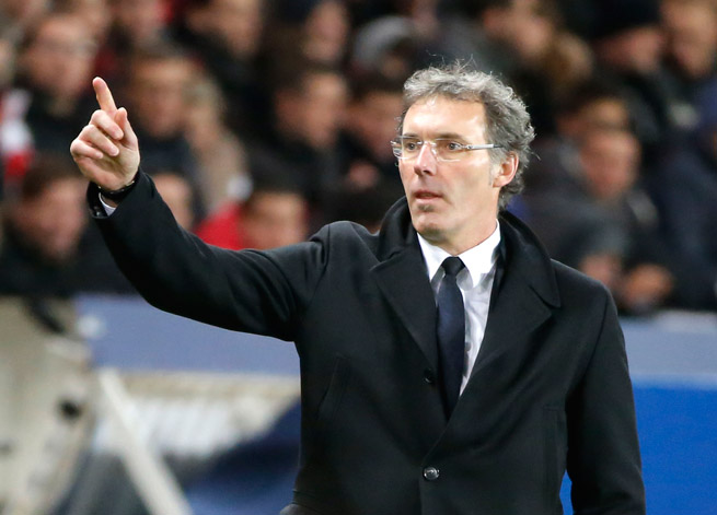 PSG manager Laurent Blanc will be able to coach in the club's next Champions League match vs. Bayer Leverkusen after having his ban suspended.